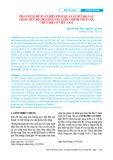 Phân tích, đề xuất biện pháp quản lý rủi ro gây chậm tiến độ thi công của công trình thủy lợi, thủy điện ở Việt Nam