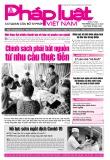 Báo Pháp luật Việt Nam – Số 51 năm 2020