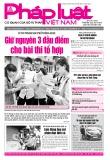 Báo Pháp luật Việt Nam - Số 119 năm 2020