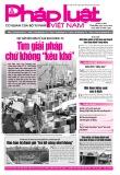 Báo Pháp luật Việt Nam - Số 88 năm 2020