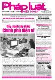 Báo Pháp luật Việt Nam – Số 39 năm 2020