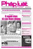 Báo Pháp luật Việt Nam - Số 8 năm 2020