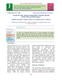 Genetic diversity analysis among onion genotypes through RAPD, SSR and ISSR markers