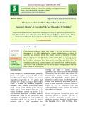 Advances in tissue culture of cucurbits: A review