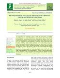 Physiological maturity and longevity of pumpkin seeds in relation to fruit age and duration of in situ storage