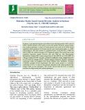Molecular marker based genetic diversity analysis in soybean [Glycine max (L.) Merrill] genotypes