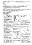 Giáo án Vật lý 12 – Chương trình học kì 1