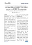 The determinants of e-commerce website selection using Delphi - fuzzy evaluation method: A case study of Vietnam
