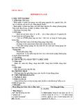 Giáo án Hóa học 12 - Bài 33: Hợp kim của sắt
