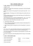 Tổng hợp lý thuyết Hình học 12
