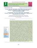 Growth, yield and grain quality of pearl millet (Pennisetum glaucum L.) genotypes as influenced by salinity of irrigation water in North Western Regions of India