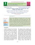 Assessment of ambient air quality and air quality index (AQI) in Dahej Area, Gujarat, India