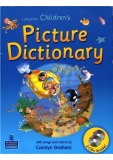 Picture dictionary in Longman childrens
