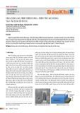 Ứng dụng mô hình điện dung - điện trở mở rộng vào vỉa bơm ép nước