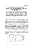 Giải pháp xử lý nhiễu dao động ký sinh cho tín hiệu kênh điều khiển cân bằng đòn bẩy của máy chuẩn lực điều khiển khuếch đại đòn bẩy (LA-FSM) bằng thuật toán lọc IIR