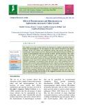 Effect of phytohormones and rhizobacteria on Epithelantha micromeris callus growth