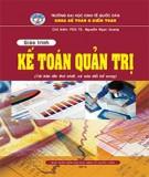 Giáo trình Kế toán quản trị - NXB Đại học Kinh tế Quốc dân: Phần 2