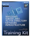 Microsoft Windows server 2003 and network infrastructure