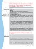Đánh giá kết quả điều trị gãy kín đầu xa xương đùi phức tạp bằng đinh SIGN có chốt ngược dòng tại Bệnh viện Việt Đức