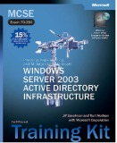 Active directory infrastructure of Microsoft Windows server 2003