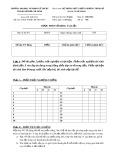 Đáp án đề thi môn Hệ thống điều khiển chương trình số (Mã đề 01) - ĐH Sư phạm Kỹ thuật