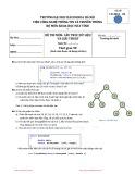 Đề thi Cấu trúc dữ liệu và giải thuật (Mã đề 03) - Đại học Bách khoa Hà Nội
