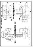 Đáp án đề kiểm tra học kỳ II năm học 2019-2020 môn Hình học - Vẽ kỹ thuật - ĐH Sư phạm Kỹ thuật