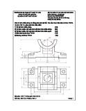 Đề thi học kỳ I năm học 2017-2018 môn Hình họa - Vẽ kỹ thuật - ĐH Sư phạm Kỹ thuật