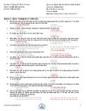 Đáp án đề thi năm 2016 môn Quản trị sản xuất và chất lượng (Đề số 1) - ĐH Sư phạm Kỹ thuật