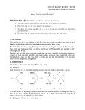 Bài giảng Dược lý học - Bài 8: Thuốc ngủ và rượu