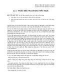Bài giảng Dược lý học - Bài 23: Thuốc điều trị cơn đau thắt ngực