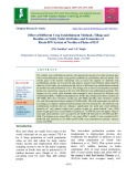 Effect of different crop establishment methods, tillage and residue on yield, yield attributes and economics of ricein RW system of northern plains of IGP