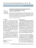 Chính sách tiến cử nhân tài của triều Nguyễn và bài học cho công tác cán bộ hiện nay (1802-1884)