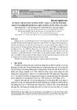 Sử dụng chỉ số chất lượng nước (WQI) và chỉ số sinh học khuê tảo (BDI) để đánh giá chất lượng nước sông Sài Gòn