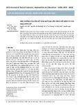 Ảnh hưởng của liên kết Spin quỹ đạo lên tính chất điện tử của MoS2 đơn lớp