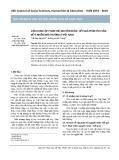Vận dụng cặp phạm trù nguyên nhân và kết quả phân tích vấn đề ô nhiễm môi trường ở Việt Nam