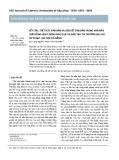 Kết cấu, thể thức văn bản và liên kết văn bản trong văn bản hợp đồng hoạt động giáo dục và đào tạo tại trường Đại học Sư phạm - Đại học Đà Nẵng