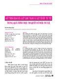 Mối tương quan giữa Luật Cạnh tranh và Luật Sở hữu trí tuệ trong quá trình thực thi quyền sở hữu trí tuệ