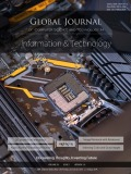 Global journal of computer science and technology: Information & technology