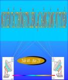 Bài giảng Vật lí 12 - Bài 23: Nguyên tắc thông tin liên lạc bằng sóng vô tuyến