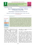 Report of sporadic cases of scrub typhus - A threat to re-emergence in Assam, India