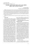 Tìm hiểu nguyên nhân thắng lợi của quá trình thống nhất nước Đức 1848-1871