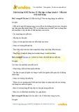 Giải bài tập SGK Tin học 12: Bài tập và thực hành 6 - Mẫu hỏi trên một bảng