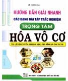 Phương pháp giải nhanh các dạng bài tập trắc nghiệm Hóa học phần Vô cơ: Phần 2
