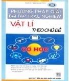 Tìm hiểu các phương pháp giải bài tập trắc nghiệm Vật lí theo chủ đề cơ học (Tập 1): Phần 1