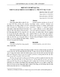 Một số vấn đề về đặt ra trong hoạt động giám định tư pháp ở Việt Nam