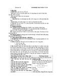 Giáo án Công nghệ 12 - Bài 4: Linh kiện bán dẫn và IC (tiết 1)
