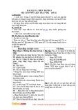 Giáo án Tin học 12 - Bài tập và thực hành 11 hệ cơ sở dữ liệu quan hệ (Tiết 1)