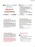 Bài giảng Nghiệp vụ ngân hàng thương mại: Chương 1 - Phạm Hoàng Ân