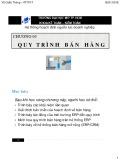 Bài giảng Hệ thống hoạch định nguồn lực doanh nghiệp: Chương 3 - Vũ Quốc Thông